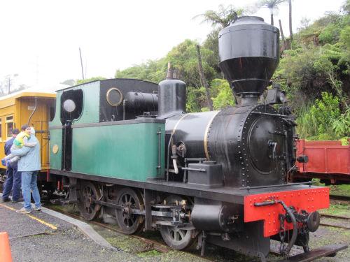Pukemiro Bush Tramway 02 0818