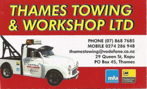 Thames Towing